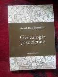 E0c GENEALOGIE SI SOCIETATE - acad. DAN BERINDEI