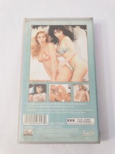 Caseta video VHS originala film tradus Ro XXX - In Spatele Usii Cafenii