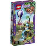 Lego Friends Salvarea Tigrului Din Jungla Cu Balonul De Aer Cald 41423