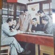 Flacăra, Nr. 10, 15 mai 1955