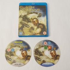Film Blu-ray bluray Clash Of The Titans
