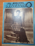 revista cinema 15-31 august 1945- robert taylor,gary cooper