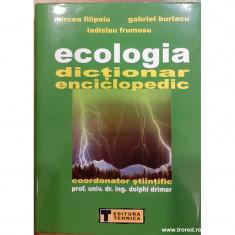 Ecologia dictionar enciclopedic