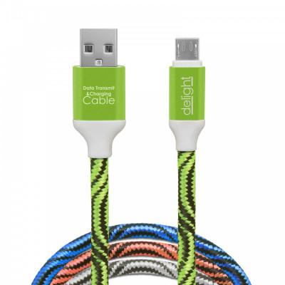 Cablu de date – micro USB , 1m Best CarHome foto