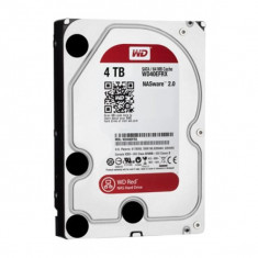 "Hard Disk Western Digital Red WD40EFRX 3.5"" 4 TB Sata III 5400 rpm Buffer 64 MB"