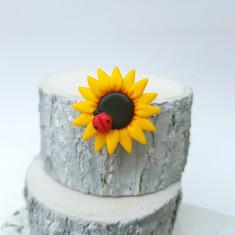 Martisor floarea-soarelui