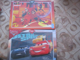 Set 2 puzzle Incredibles 2 si Cars