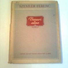VERSURI ALESE  ~ SZEMLER FERENC