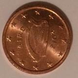 1029 Irlanda 1 eurocent 2012