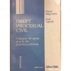 Drept procesual civil. Culegere de spete si acte din practica judiciara