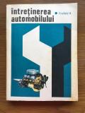 Intretinerea automobilului, H. Freifeld, Editura: Tehnica,  Data aparitie: 1969