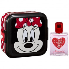 Minnie Mouse EDT 50 ML, Snack Box Set Copii, Disney
