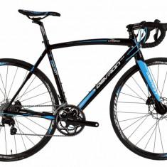 Bicicleta Sosea Devron Urbio R6.8 Xl Pure Black 28 Inch