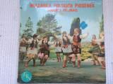 wiazanka polskich piosenek bouquet polonais 1 disc vinyl muzica folclor polonia