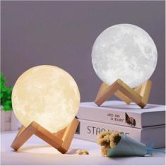 Lampa veghe Luna Moon