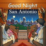 Good Night San Antonio, Hardcover