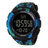Ceas barbatesc Honhx Quartz digital  cu data alarma cronometru
