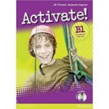 Activate! B1 Workbook with Key, CD-Rom Pack Version 2 Paperback - Gaynor Florent