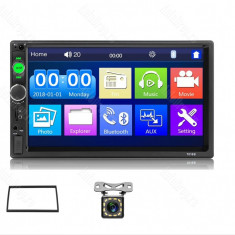[OFERTA] MP5 Player 2DIN Universal WinCE Bluetooth USB CardSD Auxiliar Mirrorlink Touchscreen AD BGP7010b