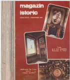 Magazin istoric - anul XXX - 1996 - 10 numere (347 - 351, 353 - 357)