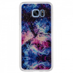 Husa Fashion Samsung Galaxy S7 Edge Contakt Abstract