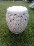 Scaun /ceramica/, General
