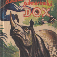 Warren, H. - AVENTURILE SUBMARINULUI DOX, No. 44, ed. Ig. Hertz, Bucuresti