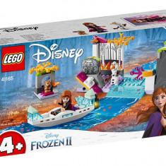 LEGO Disney Princess - Expeditia cu canoe a Annei 41165