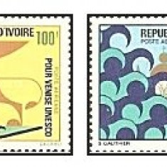 Cote Divoire 1972 - UNESCO, serie neuzata