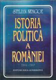 Autograf Stelian Neagoe - Istoria politica a Romaniei 1944-1947