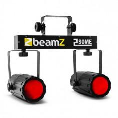 Beamz 2 - set lumină RGBW LED Microfon
