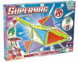 Supermag Trendy - Set constructie magnetic, 116 piese