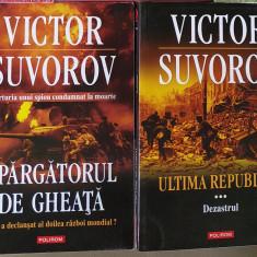 Polirom Adevarul Lux 2 Carti de Victor Suvorov de la 25 lei o carte Librarie