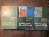 Voievodatul Transilvaniei - Stefan Pascu ,3 volume