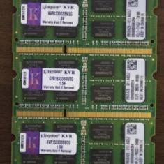 Memorie DDR3 PC-10600 Kingkston 2GB