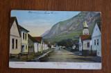 Pecinisca Pecseneska Caras Severin - Hauptstrasse Strada Centrala 1917, Circulata, Printata