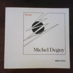 Michel Deguy Poeme
