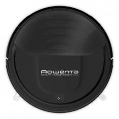 Aspirator robot Rowenta Smart Force Essential RR6925WH, 3 functii, Autonomie pana la 150min, Functia Magnetic Strip, Senzor infrarosu si denivelari, N