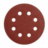 Disc abraziv Yato YT-83446, P150, 115mm, Velcro, 5 buc