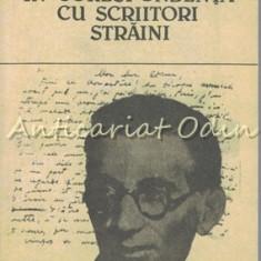 Corespondenta Cu Scriitori Straini - Panait Istrati