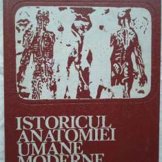 Istoria Anatomiei Umane Moderne - Mihai Ionescu ,270692