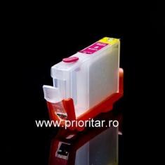 Cartuse autoresetabile compatibil cu CANON CLI-8-M reincarcabile refilabile (...