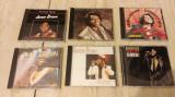 James Brown pachet 5 cd-uri originale! Pret pentru toate! Vand si separat!