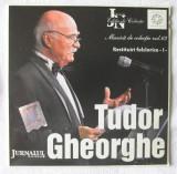 CD - TUDOR GHEORGHE - Restituiri folclorice I - Muzica de colectie Vol. 63. Nou