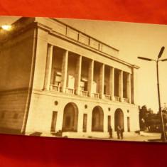 Ilustrata Botosani - Teatrul M.Eminescu , circulat anii'60