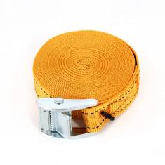 Chinga de fixare cu catarama, simpla, 5m, 25 mm Best CarHome