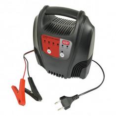 Incarcator acumulator auto Carpoint 6V-12V 6A redresor cu led de incarcare a bateriei  Kft Auto