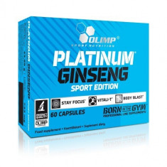 Olimp Platinum Ginseng Sport Edition, 60 capsule