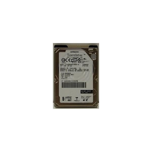 HARD Disk laptop IDE 80GB Hitachi 5400 RPM