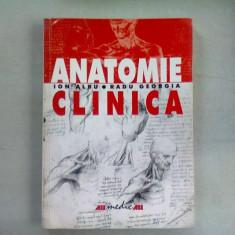 ANATOMIE CLINICA - ION ALBU